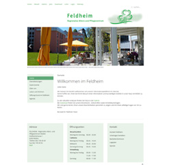 screen feldheim neu